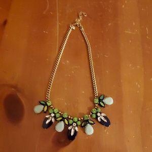 J crew necklace. Statement piece
